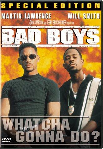 Filme Poster Os Bad Boys DVDRip RMVB Dublado