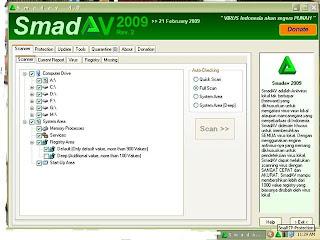 antivirus lokal Indonesia smadav 2009 rev 2