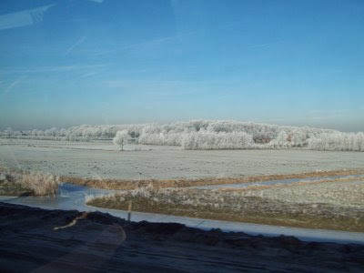 Tussen Utrecht en Den Haag, 09-01-2009