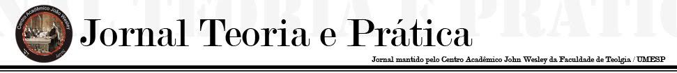 Jornal Teoria e Prática