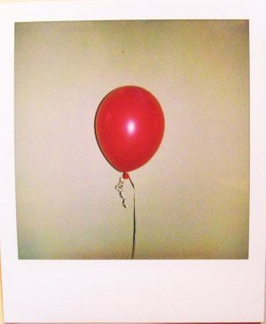 [red+balloon]