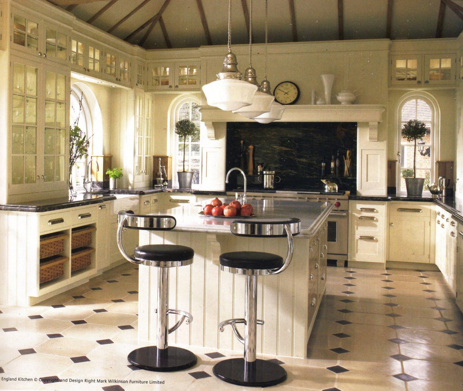 Kontinkantti  Kivitaloa rakentamassa Millainen keittiö?