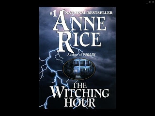 an analysis of the witching hour by anne rice The witching hour: followed by: taltos: lasher (1993) by anne rice is the second novel in her series lives of the mayfair witches plot summary.