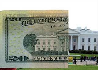 white house pay