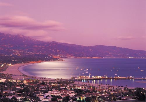 Santa Barbara - The American Riviera