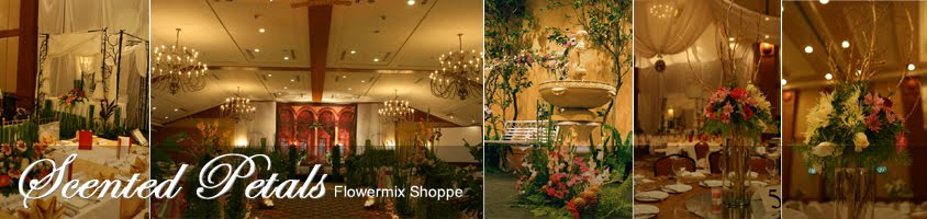 Scented Petals Flowermix Shoppe - Wedding Stylist and Florist in Cebu