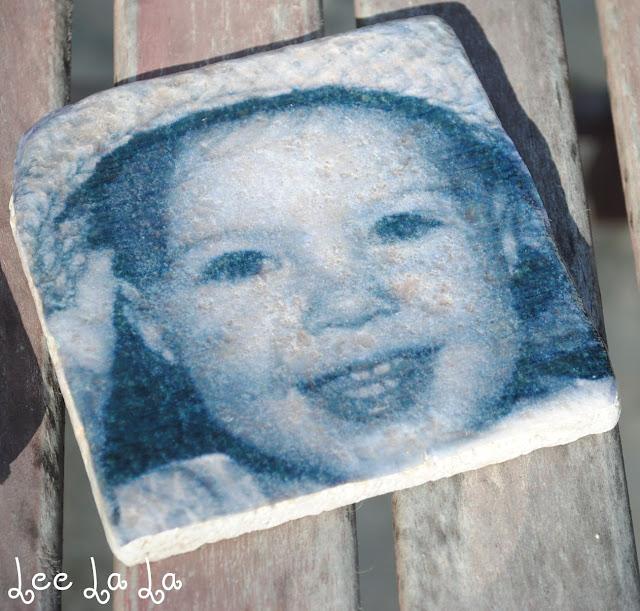 Guest PostDIY Photo Coaster By Lindsay Of Lee La La A