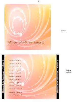 Tamanho Padr 227 O Para Capas De Dvd E Cd Sites E Templates