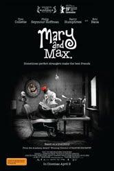 Mary e Max – Uma Amizade Diferente – Legendado