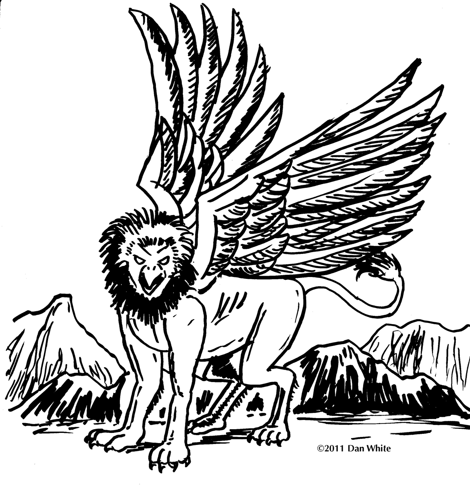 gryphon or spell it
