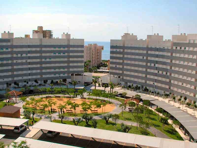 El campello rentals urbanisation los jardines del mar for Casas jardin del mar