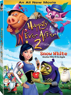 Happily N'Ever After 2 (2009)