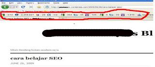 belajar seo blogspot