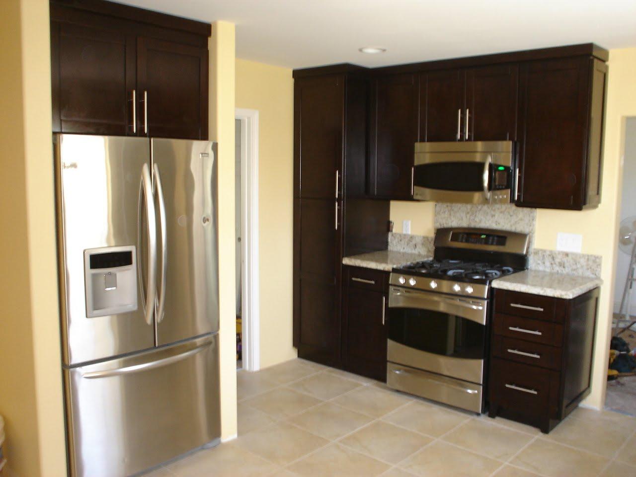 Gabinetes de cocina for Alacenas para cocina