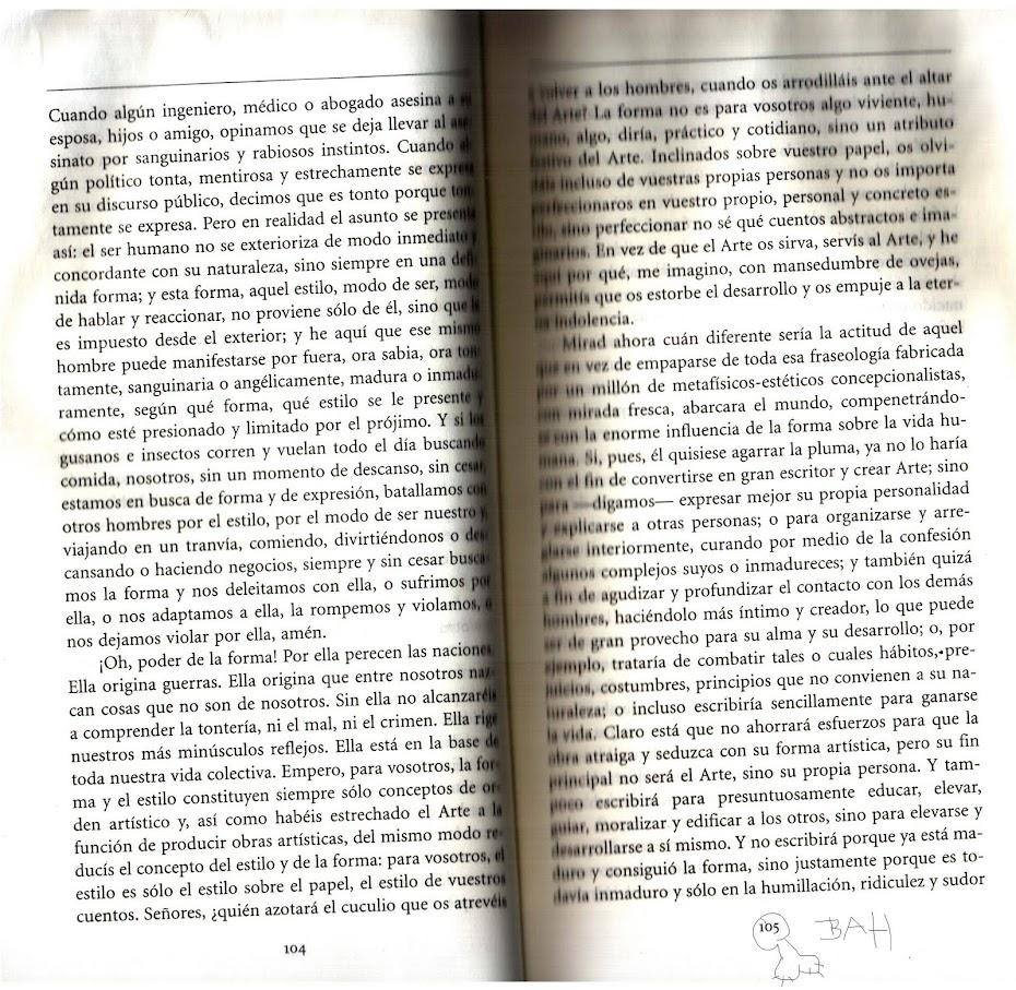 más del libro de Gombrowicz