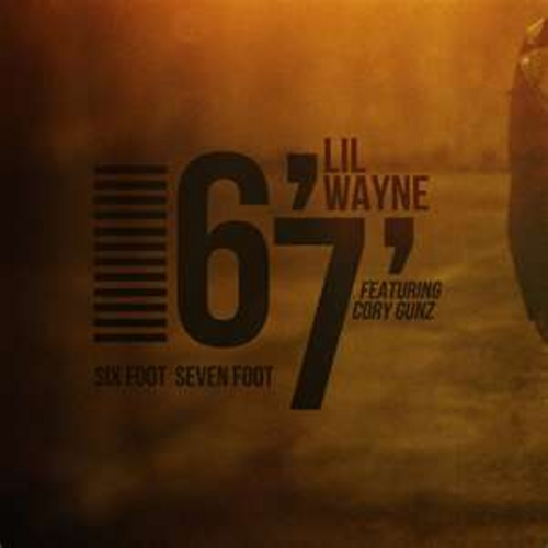 Lil Wayne - 6 Foot 7 Vol.1 Cover Download