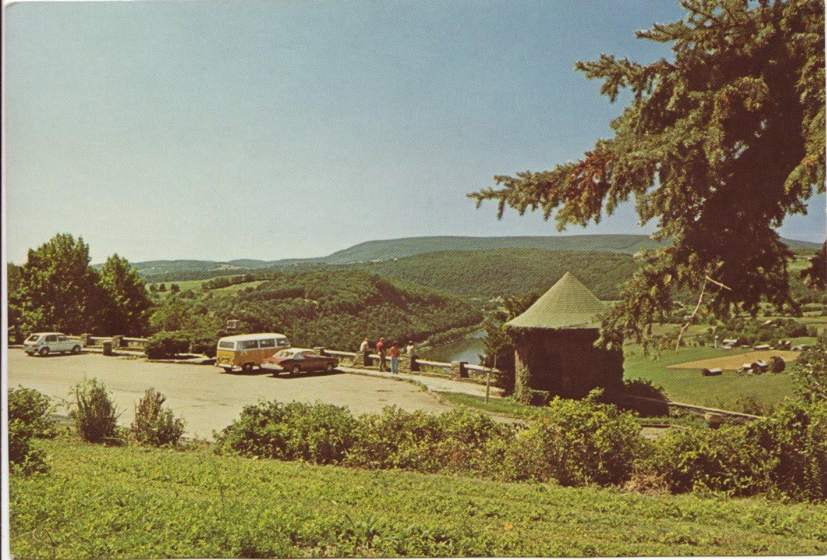 Postcards From My Attic French Azilum Pennsylvania
