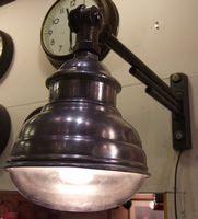 Two Swedish Cottages: Snygga industri lampor