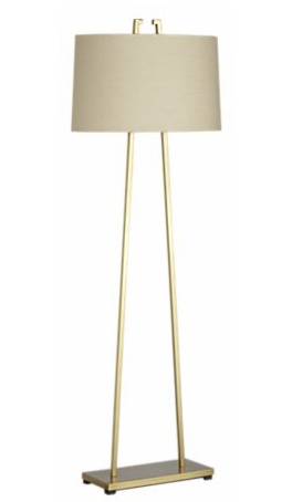 Floor Lamps Drum Shades White | Decoration Empire