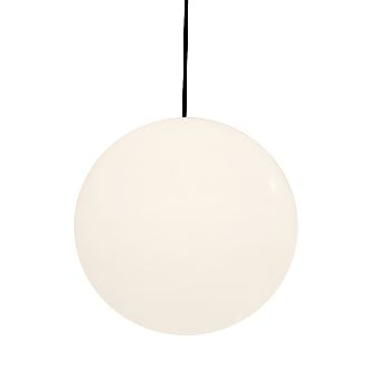 Sphere pendant light from The Conran Shop