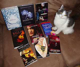 In My Mailbox books Nov 7th
