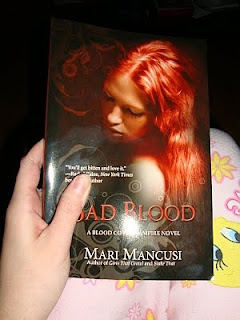 Bad Blood by Mari Mancusi release !