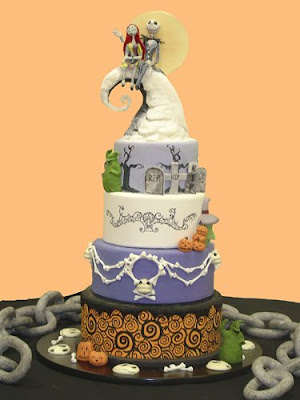Eliza-\'s blog: Corpse Bride Wedding Cake in My Desserts Doesn 39t it ...
