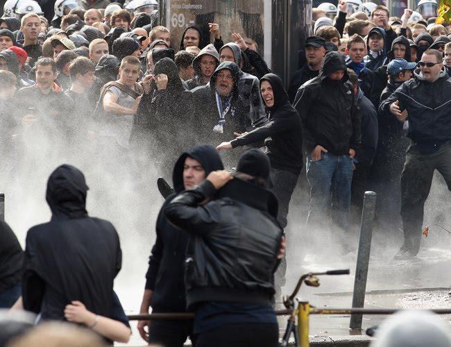 Le Mouvement en Allemagne . 109795