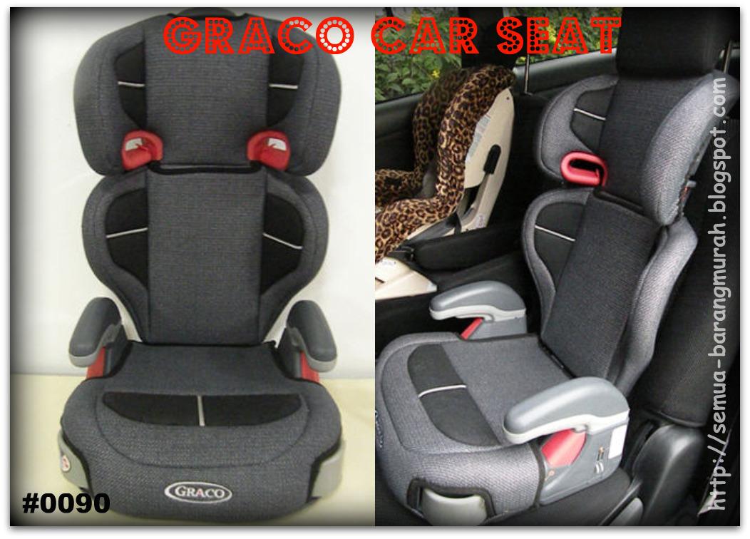 Jual Booster Car Seat Graco