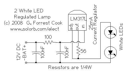 world technical  regulated dual white led lamp