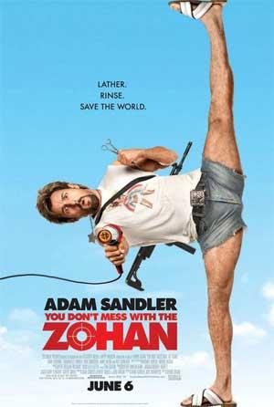 Assistir Filmes na Net – Zohan – O Agente Bom de Corte – Dublado – 2008