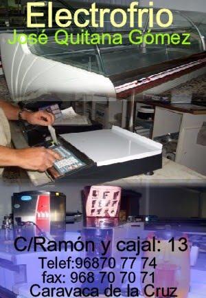 ELECTROFRIO JOSE QUINTANA GOMEZ