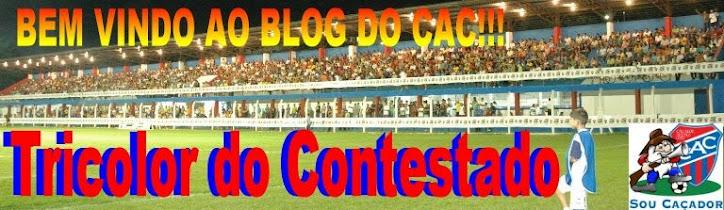 CAÇADOR ATLÉTICO CLUBE - O Tricolor do Contestado