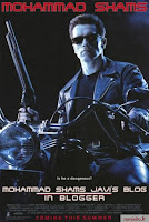 Schwarzenegger Terminator poster