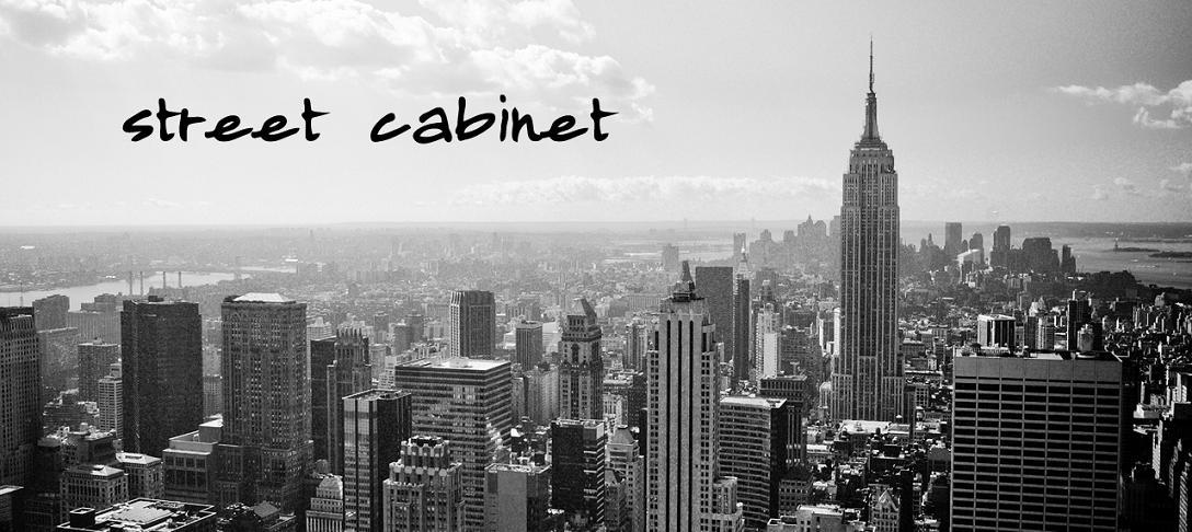 www.streetcabinet.blogspot.com