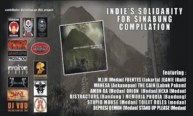 Album Kompilasi Perdana Amon-ra