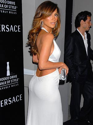 butt jennifer lopez