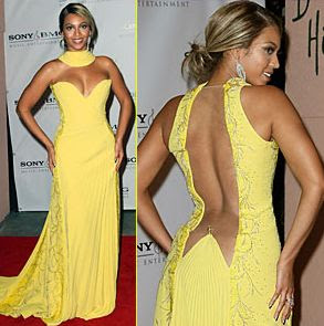 Beyonce Knowles Body on Beyonce Flaunted Her Dangerous Curves At The Sony Bmg Music 2008