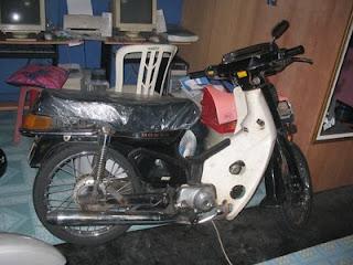 Motor Honda Astrea 800 Klasik