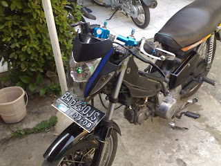 Honda Astrea Star Modifikasi