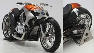 Modifikasi Motor Honda CBR 150 R