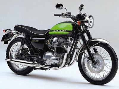 Kawasaki W800 And W650 Inovation Motorcycle