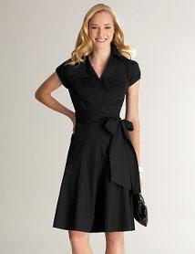 Black shirt dress ann taylor