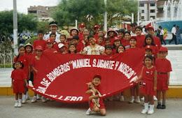 Semillero Bomberil Jaén