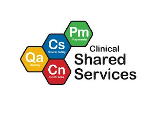 Clinical Shared Services - Medtronic Internal Logo