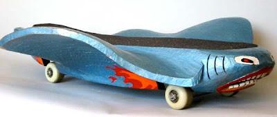 Stingray Skateboard