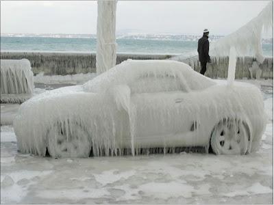 Astrita helado! Frozen+art+car
