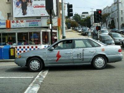 cinta - Si se mueve es que no has puesto suficiente cinta Duct+tape+art+car3
