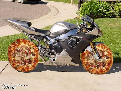 Pizza Bike