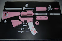 Hello Kitty Pink Riffle